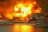 4 firefighters shot, 2 killed in Webster,...