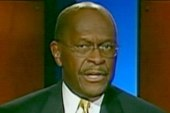 Income tax increase in Cain's 999 plan