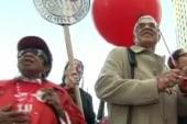 Occupy Wall Street goes to Washington