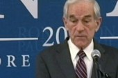 Ron Paul on raw milk to auto-safety