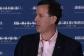 Rick Santorum to enter 2016 race on May 27