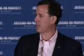 Rick Santorum to enter 2016 race on May 27