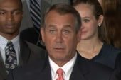 Speaker Boehner vows fight on debt limit