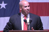 Cory Booker wins, faces Tea Party opponent