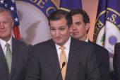 Schmidt: Nothing can make Ted Cruz make sense