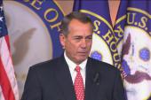 Ted Cruz vs. John Boehner