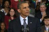 President Obama on gun control push: 'We...