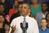 President Obama defends Obamacare
