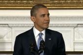 President Obama demands change