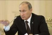 Putin: Chemical weapons used by Syrian rebels