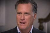 Mitt and Ann Romney return