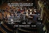 Congress passes debt ceiling bill