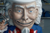 Creepy 'Uncle Sam' ad airs against Obamacare