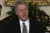 President Clinton, DOMA, and the living,...