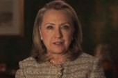 Hillary Clinton supports marriage equality