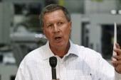 Kasich warns GOP about 'war on poor'