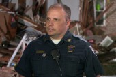 Paramedic recalls moments after tornado...