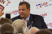 Gov. Christie endorses Steve Lonegan