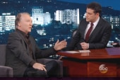 Bill Maher reacts to Charlie Hedbo attack