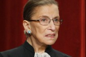 Some call for Justice Ginsburg to step down