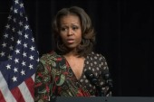 Michelle Obama, 'feminist nightmare'?