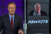 Rewriting the coverage on Rob Ford