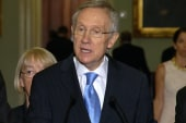 Impact of Reid's 'nuclear option' in 2014