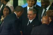 The handshake seen around the world