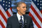 Good news for President Obama