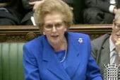Margaret Thatcher's legacy of socialism