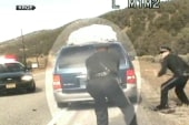 Police officer who fired on minivan gets...
