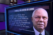 Colin Powell: There is no voter fraud