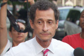 Anthony Weiner's campaign a cry for help?