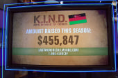 Generous K.I.N.D. donations adding up