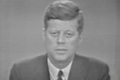 John F. Kennedy's 'finest moment'