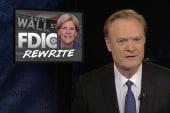 Elizabeth Warren fights to rewrite a wrong