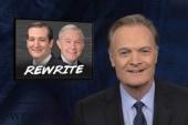 Rewriting the media on Sen. Cruz