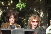 Wedding bells for Lily Tomlin