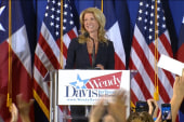 Wendy Davis running for Texas governor