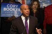Cory Booker wins NJ Senate election