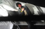 New photos of Tsarnaev's arrest released
