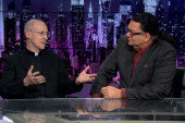 Civility lesson with an atheist and a priest