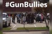 Pro-gun group intimidates anti-gun group