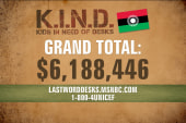 K.I.N.D. fund hits major milestone