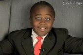 Kid President talks K.I.N.D. fund