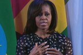 Michelle Obama gets personal