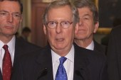 Tea Party challenging Sen. Mitch McConnell
