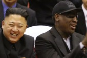 Friends Forever: Dennis Rodman befriends...
