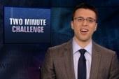 Ezra Klein's two-minute challenge