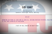 Brewer vetoes controversial bill
